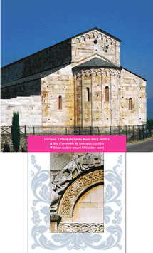 Cathédrales et pro-cathédrales de Corse