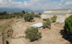 Le site archéologique de Mariana à Lucciana