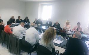 Conseil d'administration de l'OFC présidé par Jean-Christophe Angelini