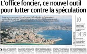 Corse Matin : L'Office Foncier, ce nouvel outil pour lutter contre la spéculation