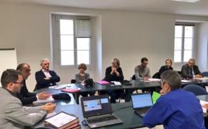 Conseil d'administration de l'Office Foncier de la Corse