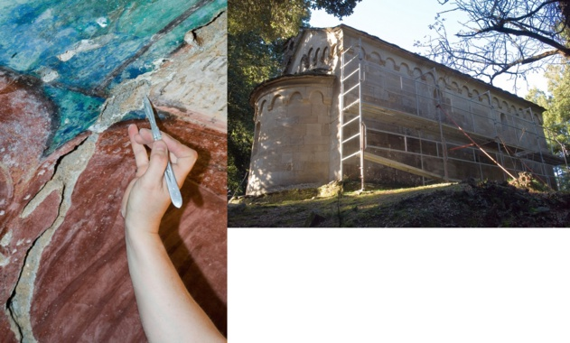 Conservation-restauration du patrimoine bâti et Monuments Historiques