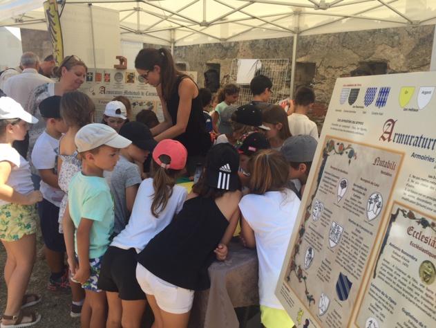 Village de l'archéologie, Corti, 2017