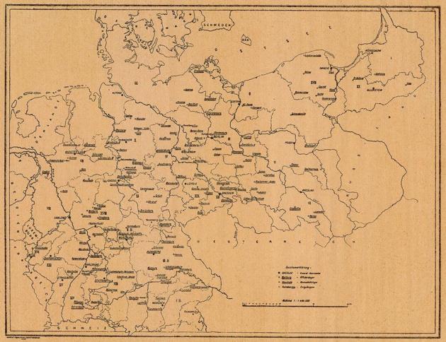 Une enquête ethnographique auprès des soldats corses dans les camps de prisonniers allemands (1916-1917)
