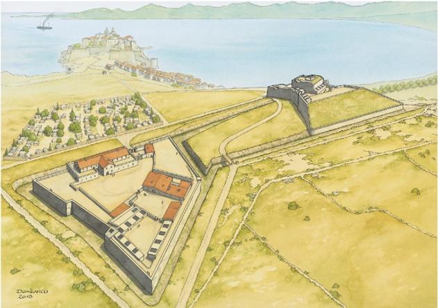 Inauguration du Centre de Conservation et de Restauration du Patrimoine Mobilier de Corse