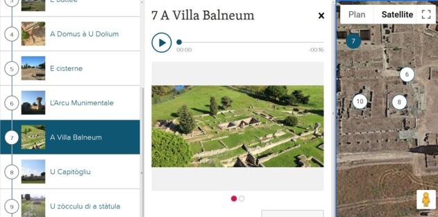 Visites virtuelles des sites et des musées d'archéologie