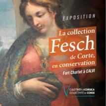 Exposition - La collection Fesch de Corti, en conservation