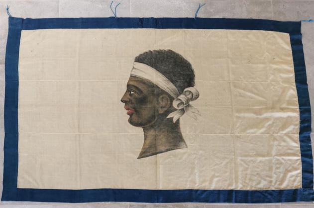Figure 1. A bandera avant traitement, crédit photo Valérie Marcelli