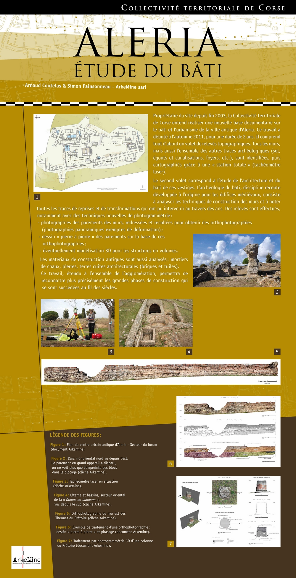 Le site archéologique d'Aleria