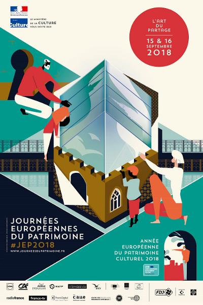 © Ministère de la Culture / L'Atelier Cartographik