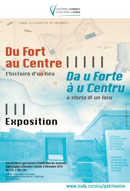 Exposition – Du fort au centre, l'histoire d'un lieu