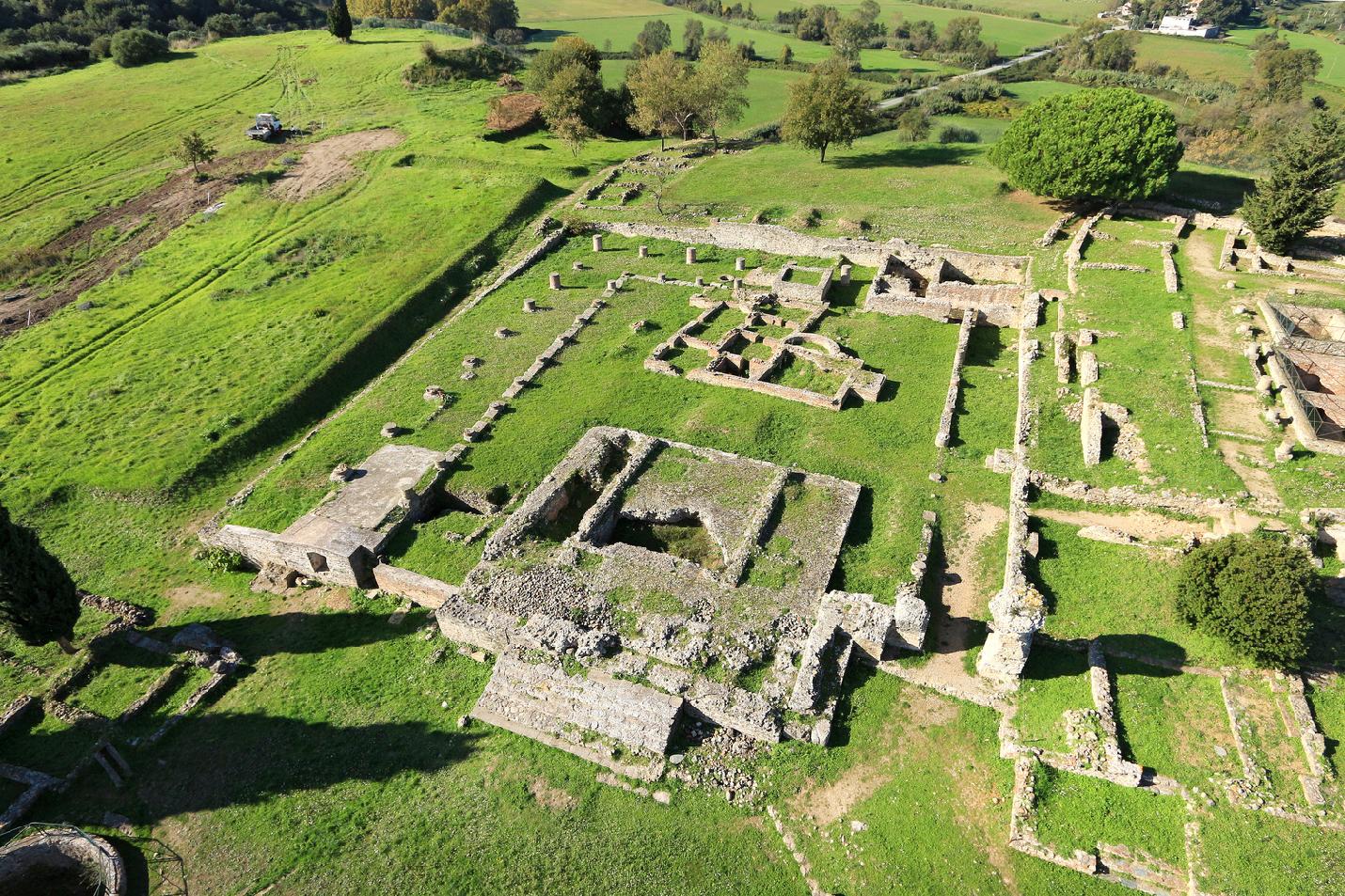 Le projet de sauvegarde et de réhabilitation du site Antique d'Aleria