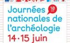 Les journées de l'archéologie 2019