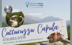 Les ateliers d'été sur les sites archéologiques de Cuccuruzzu-Capula   Saison 2020