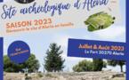 Découvrir le site antique d'Aleria en famille   Saison 2020
