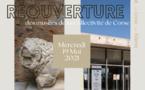 Déconfinement 2021 : réouverture des musées et sites de la Collectivité de Corse