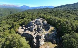 Le site archéologique de Cucuruzzu - Capula