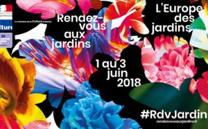Les Rendez-Vous aux Jardins 2018