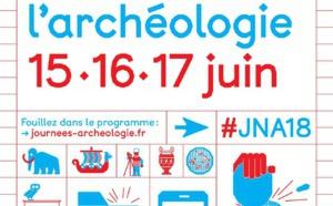 Les journées de l'archéologie 2018
