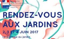 Les Rendez-Vous aux Jardins 2017