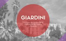 I Giardini | Les Jardins de la Collectivité de Corse mis en valeur virtuellement
