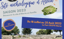 Découvrir le site antique d'Aleria en famille | Saison 2020