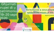 Le programme des Journées européennes du patrimoine 2020 de la Collectivité de Corse