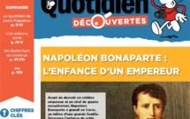 Mon Quotidien édition spéciale Napoléon