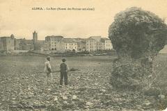 Aleria, 1900