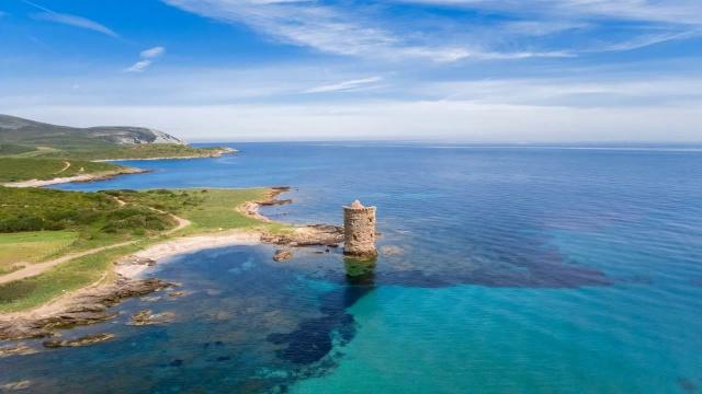 JEP Tour Sainte Marie Cap Corse