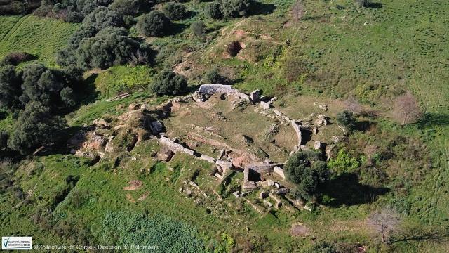 Aleria amphithéâtre