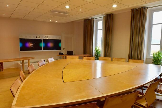 U Secretariatu generale di u Cunsigliu esecutivu di Corsica