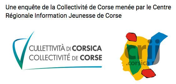 A Cullittività di Corsica inizia un'inchiesta nantu à i bisogni di i Ghjovani in Corsica. Diti a voscia : ogni parè hè di primura !