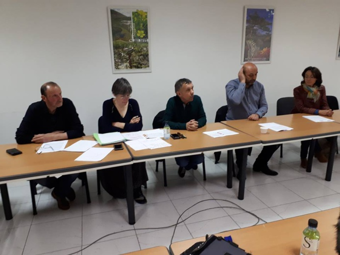 """Xylella fastidiosa, """"chronique d'un désastre annoncé"""" : conférence de presse conjointe OEC / ODARC hier à Corti"""