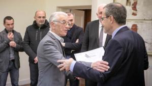 Ceremonia di rimessa di u Premiu di u Libru di a Cullettività di Corsica