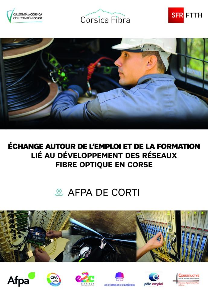 78 jeunes et adultes formés aux métiers de la fibre cette année en Corse