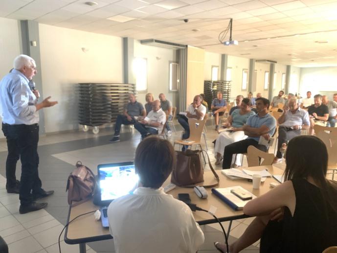 """Présentation du Schéma d'Aménagement Hydraulique de la Corse : """"Acqua Nostra 2050"""""""