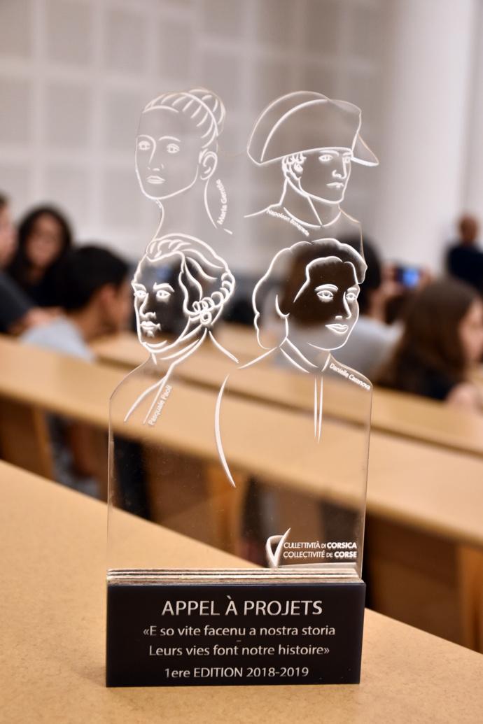 Edizione 2020-2021 di a Chjama à prugetti « E so vite facenu a nostra storia » - délai de dépôt des candidatures prolongé jusqu'au 18 novembre 2020.