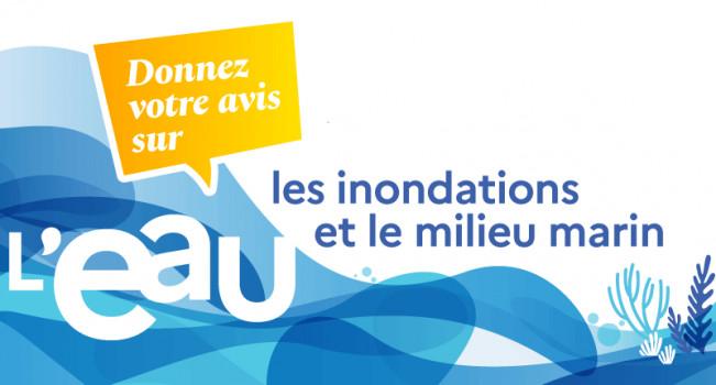 Consultation publique sur l'avenir de l'eau