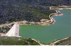 Barrage de Figari