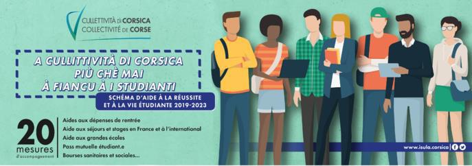 La Collectivité de Corse s'engage auprès des étudiants pour la gratuité des repas dans les restaurants universitaires du CROUS de Corse