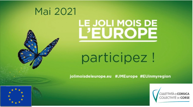Le joli mois de l'Europe en Corse - version numérique