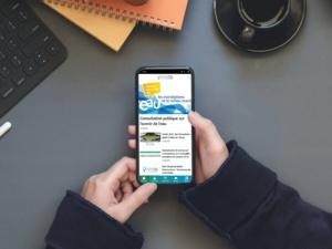 Retrouvez la Collectivité de Corse sur smartphone