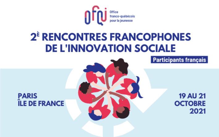 Rencontres francophones de l'innovation sociale 2021