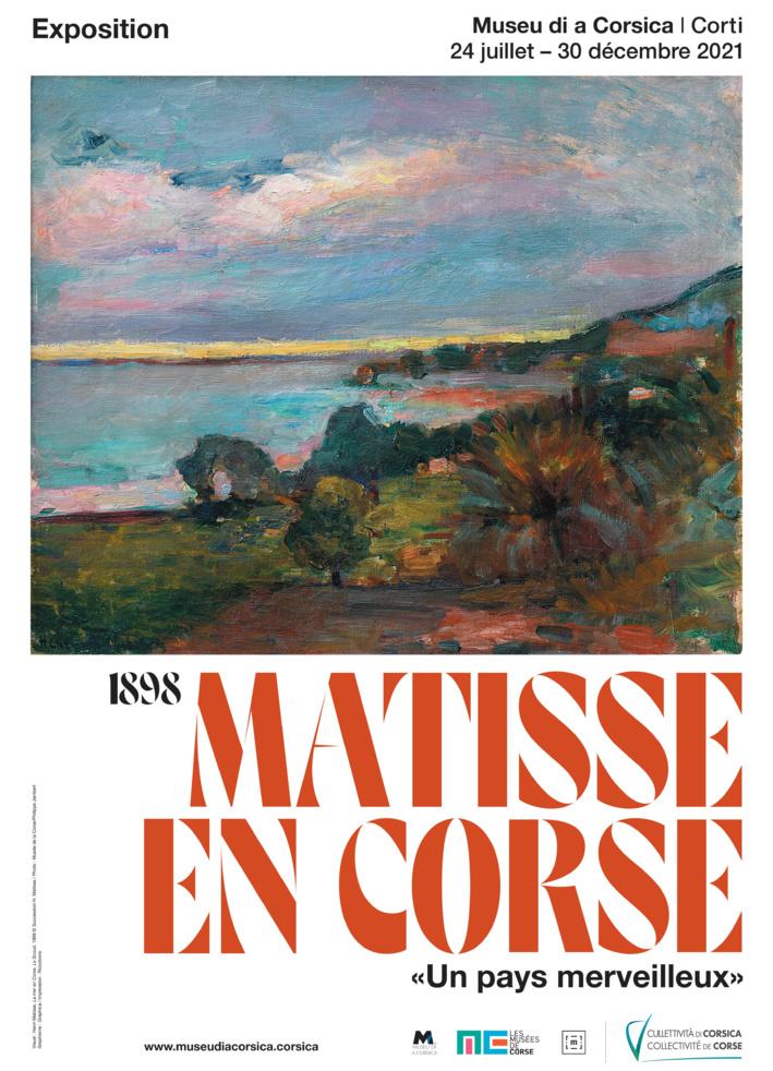 Exposition : 1898, Matisse en Corse, « un pays merveilleux »