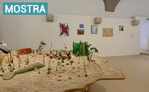 """FRAC Corsica : l'exposition """"Affinités"""" à voir du 4 août au 30 septembre 2021 à Corti"""