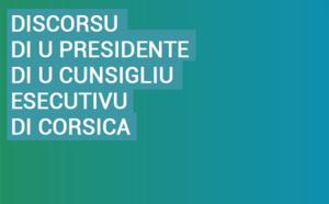 Discours du Président du Conseil exécutif de Corse : Hommage à Léo Micheli