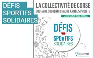 Les défis sportifs solidaires