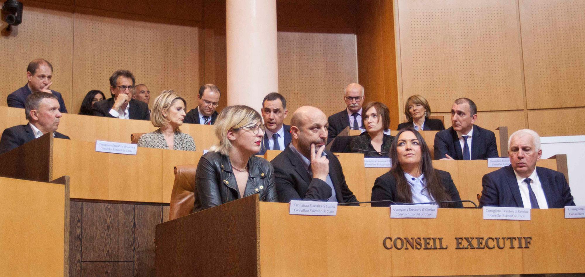 Gilles Simeoni hè elettu Presidente di u Cunsigliu esecutivu di Corsica