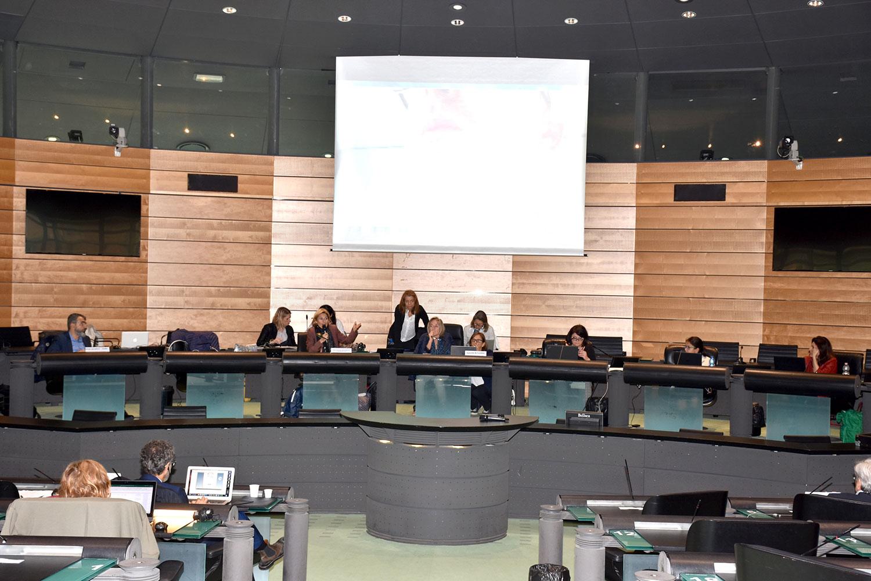 Réunion du comité de suivi du programme Interreg Italie-France Maritime